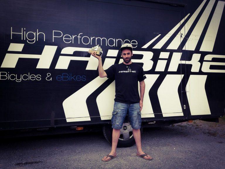 Ο Πατρινός Νίκος Ανδρεόπουλος, πήρε μέρος στο Αρκαδικό Κύπελλο Downhill