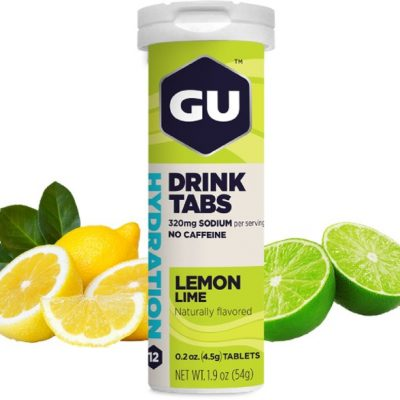 GU Hydration Drink Tablets – Lemon Lime 54g