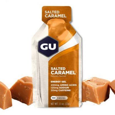 GU Energy Gel Caramel Macchiato 32g