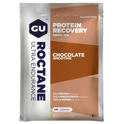 GU – Protein Recovery Drink Mix Chocolate Smoothie – 62gr