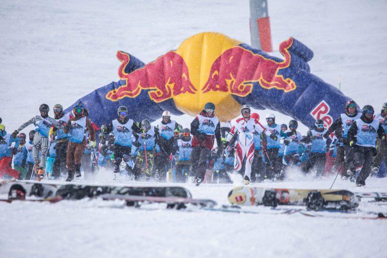 Το Red Bull Homerun καλεί skiers & snowboarders!