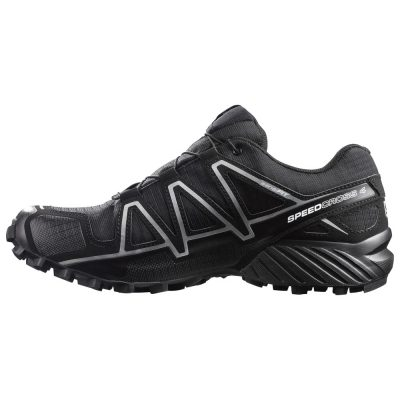 SPEEDCROSS 4 GTX black black silver mx